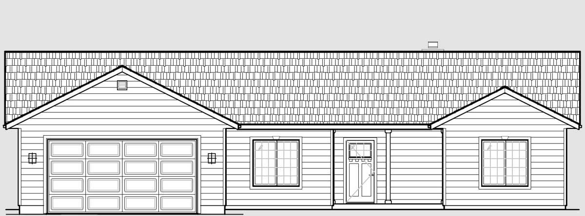 Winston Oregon Floor Plan 2 Lookingglass Creek Estates New Homes - Floor Plans For New Homes